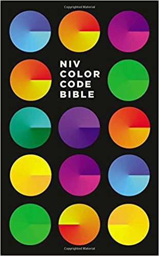 NIV Color Code Bible Hardcover 902