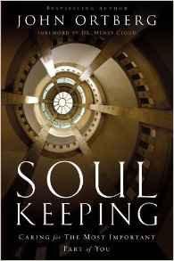 Soul Keeping John Ortberg Author