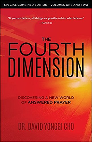 4th Dimension vol 1 & 2 David Paul Cho Yonggi