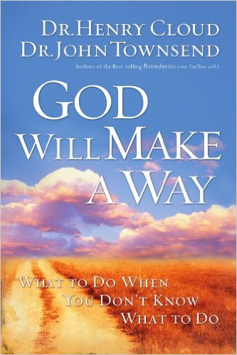 God Will Make A Way Henry Cloud Author