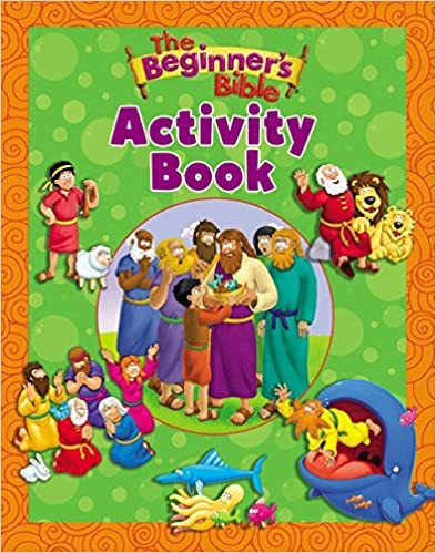 The Beginner's Bible Activity Book (Paperback)