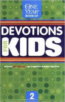 1 Year Devotions for Kids Children 927