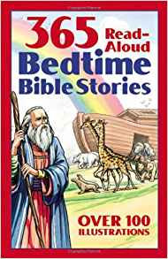 365 Read Aloud Bedtime Bible Stories Age 5 - 6