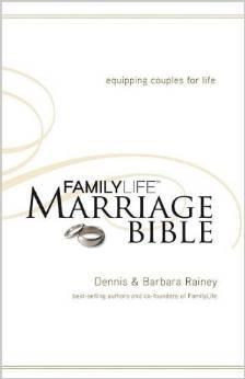 NKJV Family Life Marriage Bible HC 446
