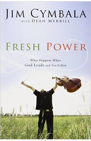 Fresh Power Jim Cymbala Christian Living