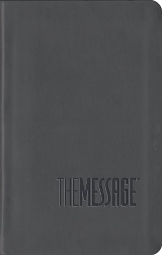 Message Compact Gray Leatherlook 017 Peterson