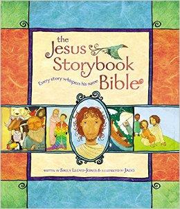 Jesus Storybook Bible Sally Jones Children Age 4-8