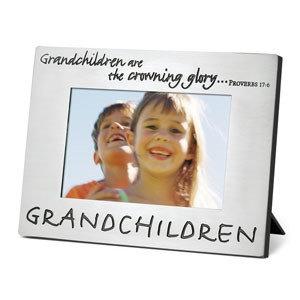PHOTO FRAME 17004 GRAND CHILDREN METAL
