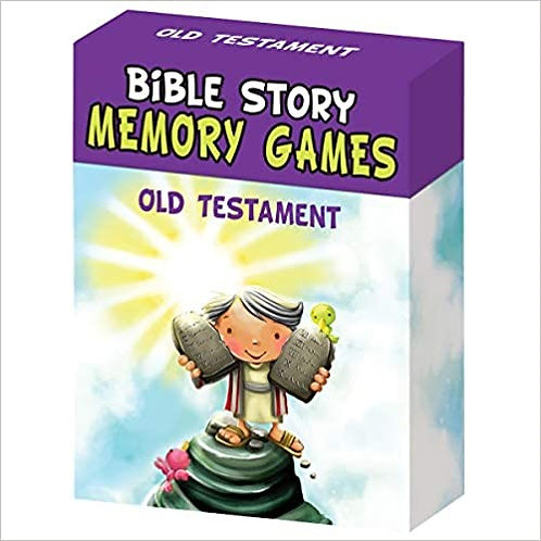 GAME BIBLE STORY MEMORY OLD TESTAMENT KDS611