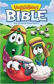 CHILD BIBLE NIRV Veggietales 641 HC Age 4-8