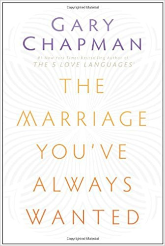 Marriage you've always wanted Gary Chapman