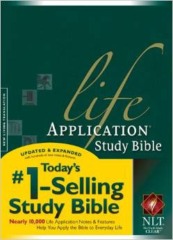 NLT Life Application Study Bible Index Hcover 959