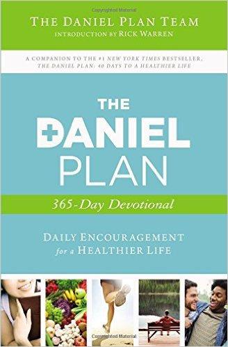 Daniel Plan Rick Warren Autho