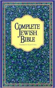 Complete Jewish Bible HC 151 David Stern OT/NT