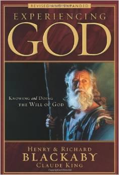 Experiencing God Workbook Henry Blackaby 387