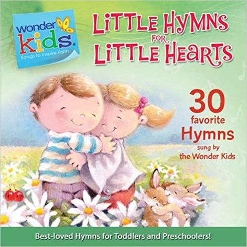 CD Children Little Hymns for Little Hearts