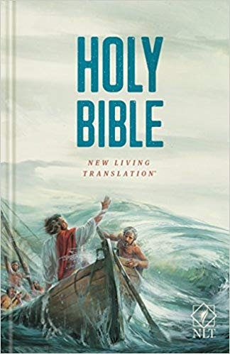 NLT BIBLE FOR KIDS - HARDCOVER