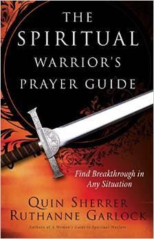 Spiritual Warriors Prayer Guide Quin Sherrer Praye