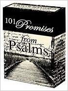 PROMISE BOX 101 PROMISES FROM PSALMS BX042 51 CARDS