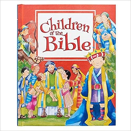 CHILDREN OF THE  BIBLE  AGE 4 - 9