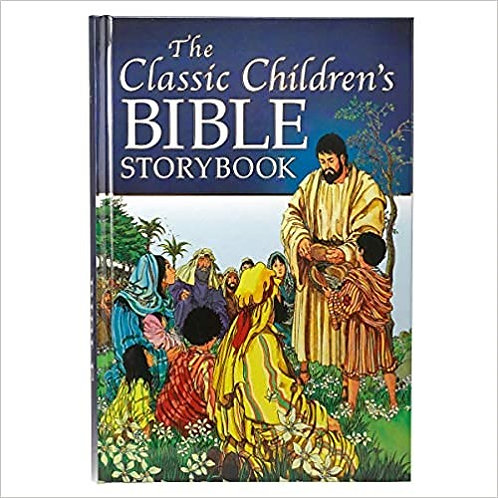 CLASSIC CHILDRENS BIBLE STORYBOOK 29.90 AGE 8 - 12
