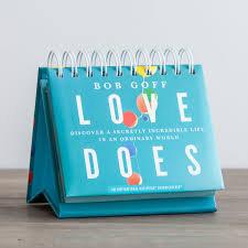 Daily Treasure Love Does Bob Goff 88482