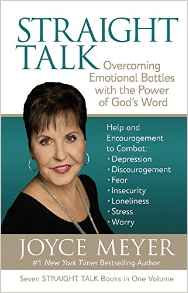 Straight Talk Joyce Meyer Author Hardcover
