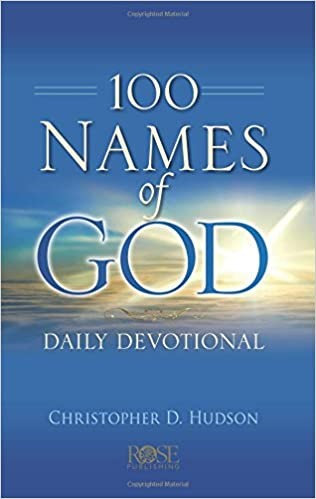 100 Names of God Daily Devotional - Christopher Hudson (Hard Cover) (