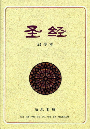 CUV Chinese Study Bible Qi Dao Ben Simplif 820