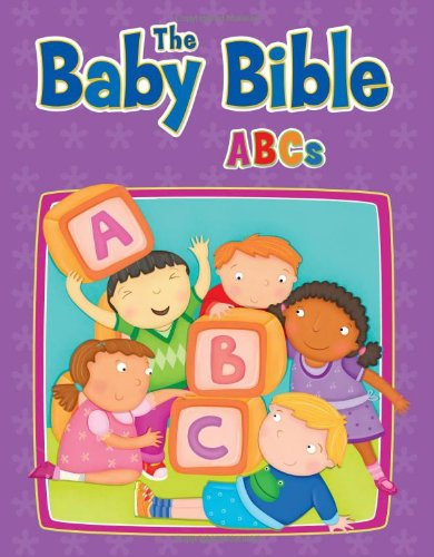 CHILDREN BIBLE 420 Baby Bible ABCs Hard Cover