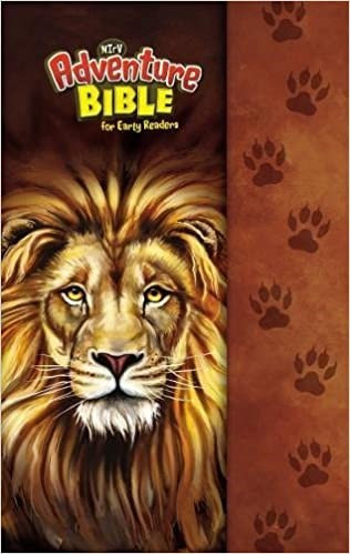 BIBLE CHILDREN NIrV 396 ADVENTURE for Early Readers Hard Cover AG 6 - 10