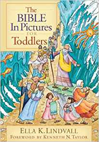 BIBLE IN PICTURES FOR TODDLERS HC