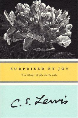 Surprised by Joy CS Lewis Author