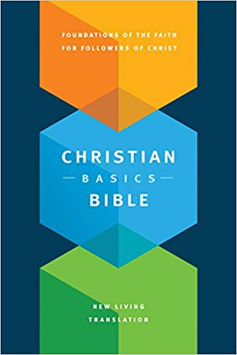 BIBLE CHRISTIAN BASICS INDEX 598 Hard Cover 9.25 PT