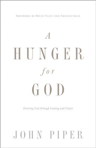A Hunger For God John Piper Author