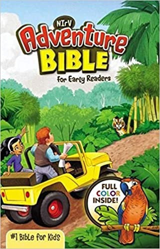NIRV ADVENTURE HC CHILDREN AGE 5 TO 15  9 PT FOR EARLY READERS