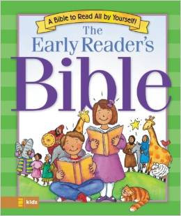 Early Reader's Bible Children Hardcover 392