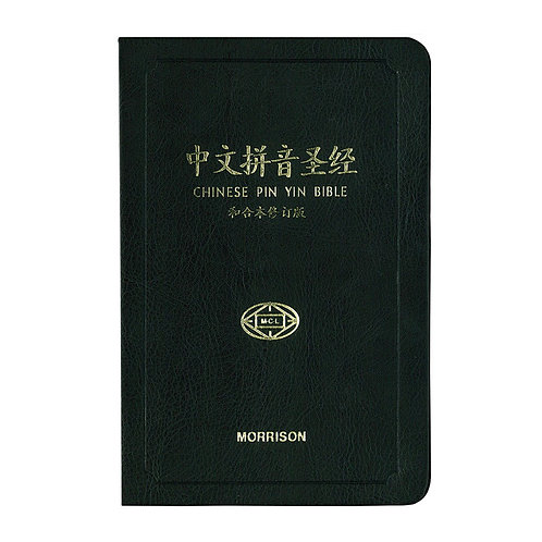 PIN YIN CUV SIMP INDEX BLACK BONDED LEATHER