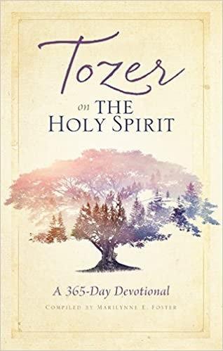 TOZER ON THE HOLY SPIRIT AW TOZER AUTHOR 365 DAY DEVOTIONAL