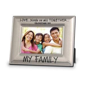 PHOTO FRAME MY FAMILY 17060