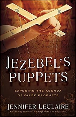 JEZEBELS PUPPETS JENNIFER LECLAIRE
