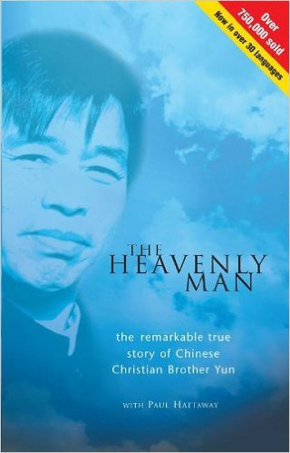THE HEAVENLY MAN - BROTHER YUN