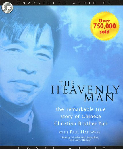 Audio Heavenly Man Unabridged Brother Yun
