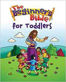 BEGINNERS BIBLE FOR TODDLERS 410 CHILDREN HARDCOV