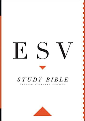BIBLE ESV LARGE INDEX 734 HC 9 PT