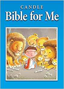 CANDLE BIBLE FOR ME 445 JULIET DAVID CHILDREN AGE 3 - 6