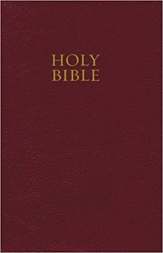 NKJV GIFT & AWARD BIBLE 105 RED LEATHERFLEX