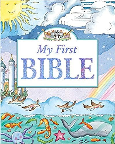 My First Bible - Tim Dowley (Hard Cover)