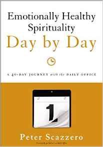Emotionally Healthy Spirituality Peter Scazzero