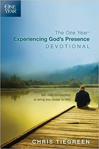 "1 Year Experiencing God""s Presence Devotional"
